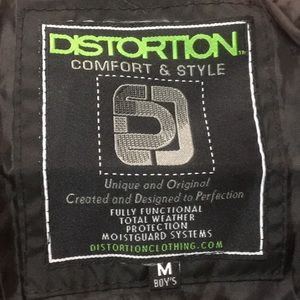Distortion Jackets & Coats - Distortion Boys Jacket YM